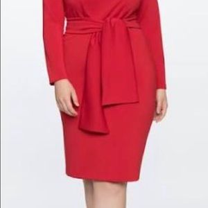 Eloquii Dresses - Classy Elegant Dress w/tie